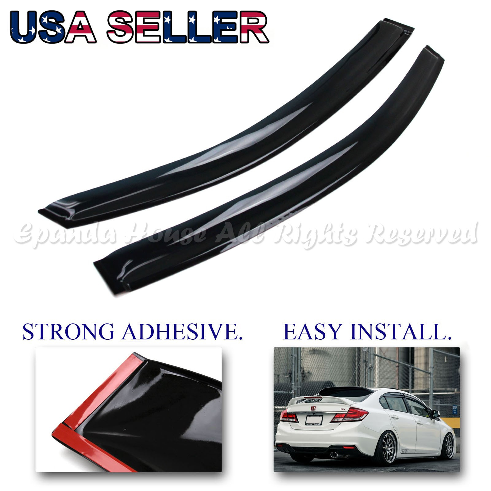 Exceptionnel Image Is Loading FIT 12 15 HONDA CIVIC 2 DOOR USA