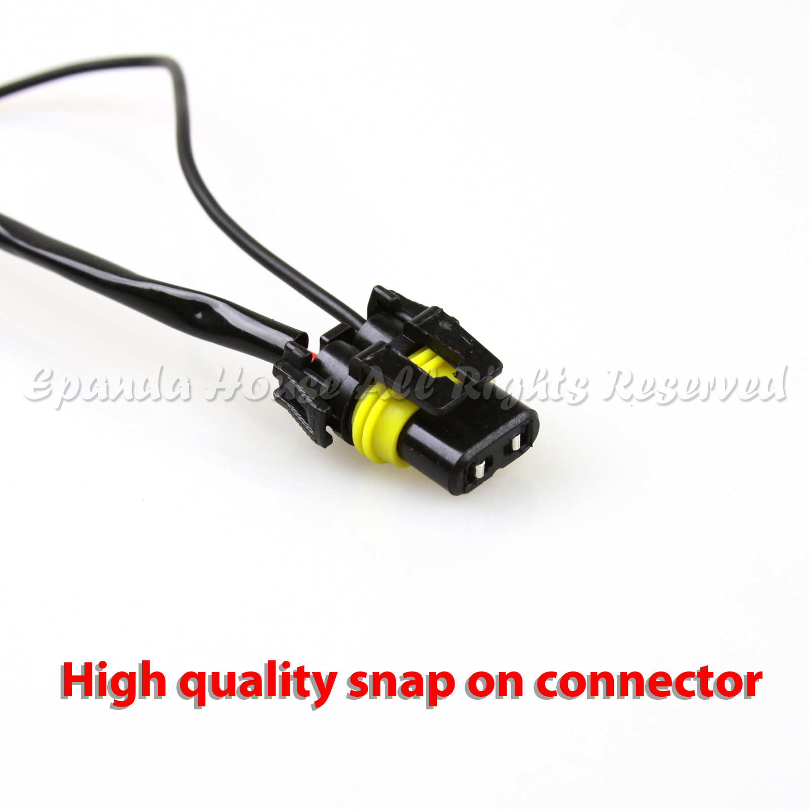 1 X Premium 9007 Bi Xenon Hid Relay Harness Wiring Fuse Hi Lo Beam Diagram Free Picture Product Description
