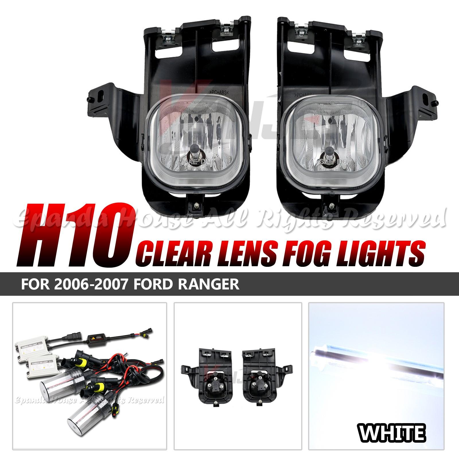 For 2006-2007 Ford Ranger Pickup Driver Side Fog Light Lamp LH
